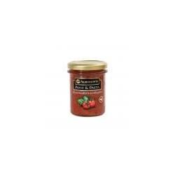 Crème de tomates cerises confites