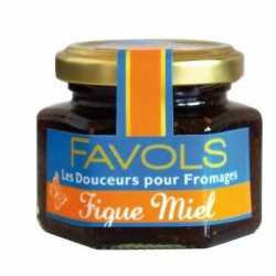 Confit Fromager Figue-Miel