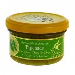 Tapenade Olives vertes et Basilic
