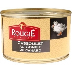 Cassoulet de canard