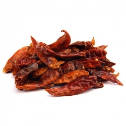 Piments de Cayenne entiers