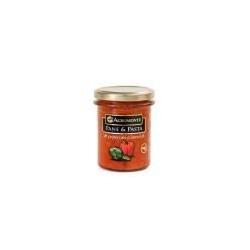 Crème de poivron et artichaut