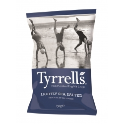 Légèrement salée au sel de mer