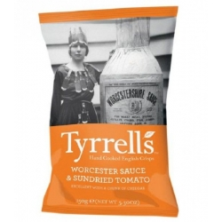 Tomates séchées et Worcester sauce