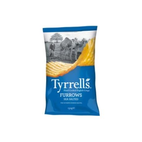 Chips ondulées Sel de mer