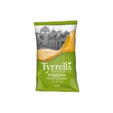 Chips ondulées au Vinaigre de cidre
