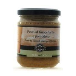 Pesto de fenouil sauvage et tomate