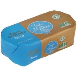 Beurre doux de baratte Bio