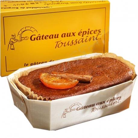 Gâteaux aux Épices Toussaint