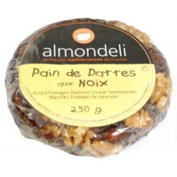 Pain de dattes aux noix